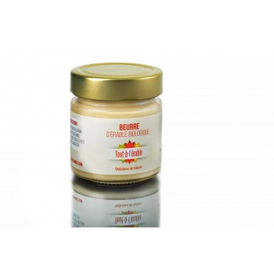 Organic Maple Spread, 300g.